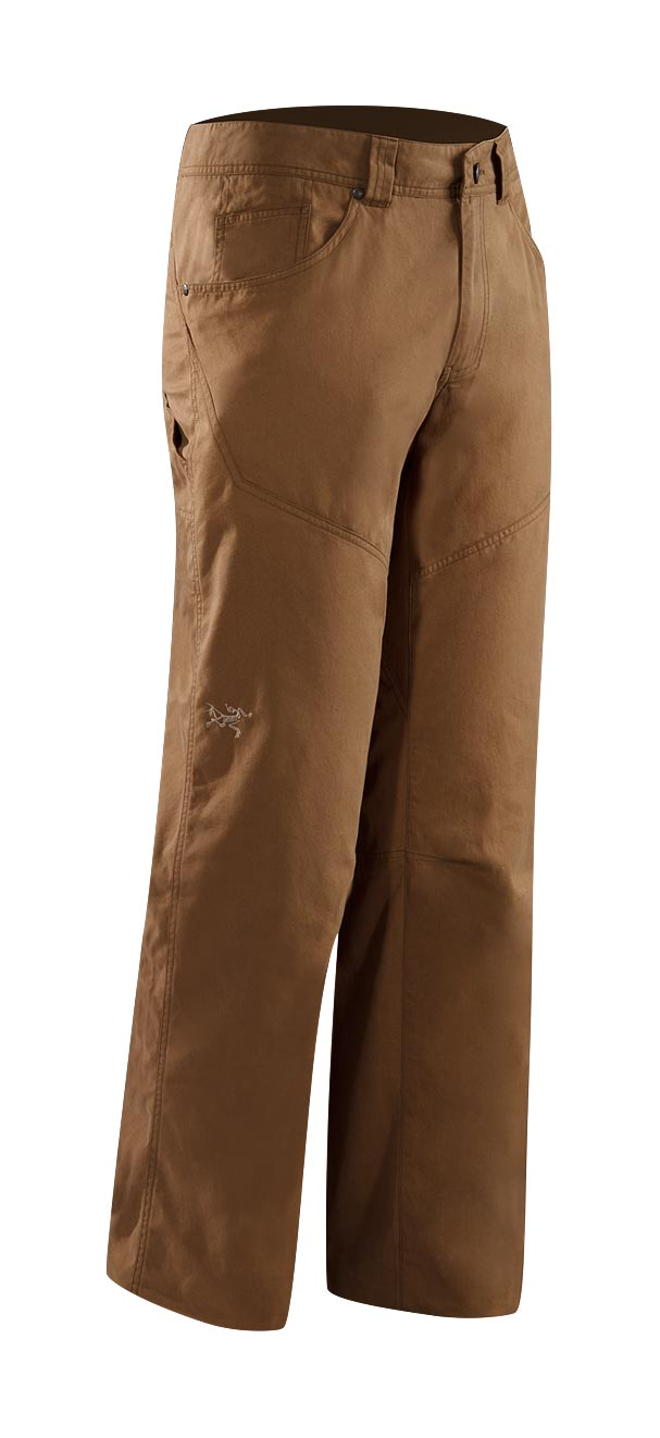 Arcteryx Nubian Brown Bastion Pant - New