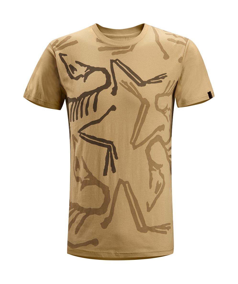 Arcteryx Terra Front Bird T-Shirt - New